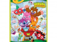 Moshi Monsters Giant colouring Pages