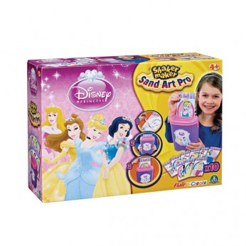 Disney Princess Shaker Maker Sand Art Pro reviews