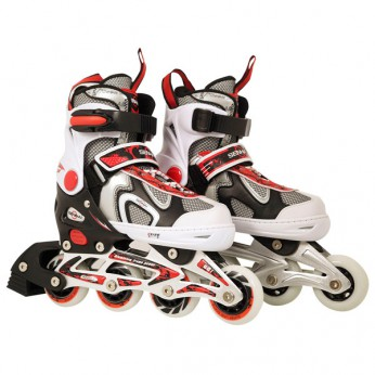 Adjustable Inline Skate Red/Black (Size 33-36) reviews