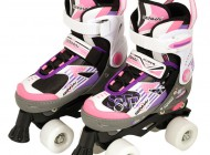 Quad Skate Pink/Purple (Size 33-36)