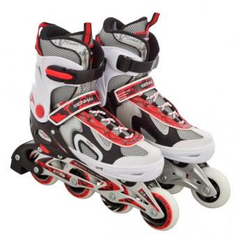 Adjustable Inline Skate Red/Black (Size 40-43) reviews