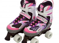 Quad Skate Pink/Purple (Size 37-40)