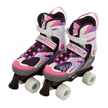 Quad Skate Pink/Purple (Size 37-40) reviews