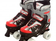 Quad Skate Red/Black (Size 37-40)