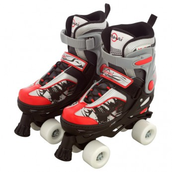 Quad Skate Red/Black (Size 37-40)