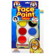 Deluxe Face Paint Kit