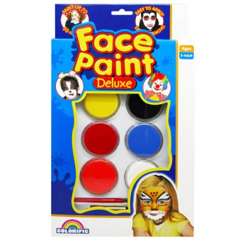 Deluxe Face Paint Kit reviews