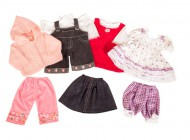 5 in 1 Playtime Doll Outfit