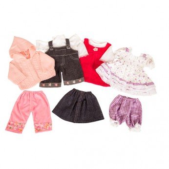 5 in 1 Playtime Doll Outfit reviews