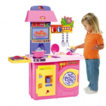 Molto Deluxe Pink Kitchen reviews