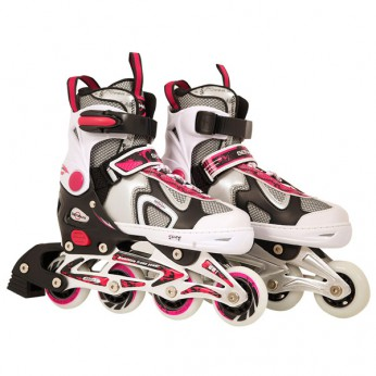 Adjustable Inline Skate Pink/Black (33-36) reviews