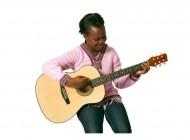39″ Acoustic Guitar
