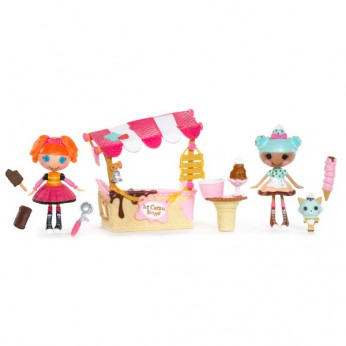 Mini Lalaloopsy Playset reviews