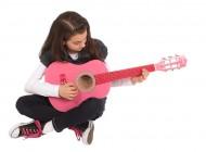 30″ Pink Classical Guitar