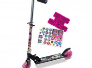 Monster High Inline Scooter with Sticker Set