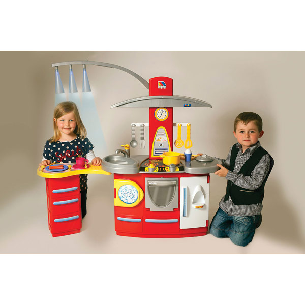 Molto Deluxe Kitchen With Lights Reviews Toylike
