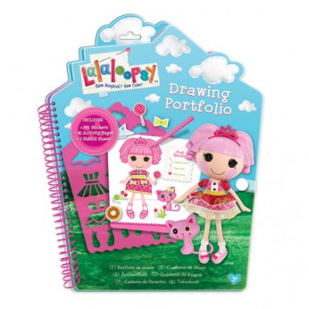 Lalaloopsy Sketch Portfolio reviews