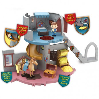 Mike the Knight Deluxe Castle Playset reviews