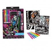 Monster High Velvet Poster Set