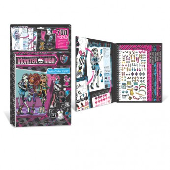 Monster High Sticker Stylist reviews