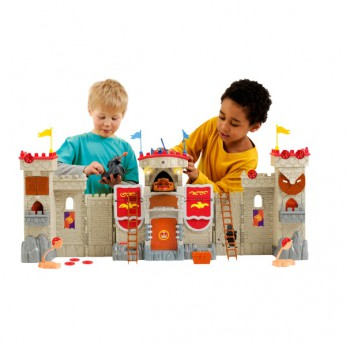 Imaginext Castle reviews
