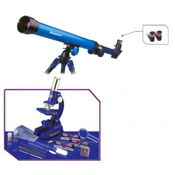Deluxe Microscope and Telescope Set reviews