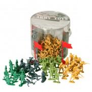 202 Piece Soldier Set