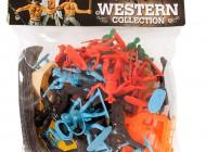 34 Piece Western Playset
