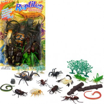 26 Piece Insect Playset reviews