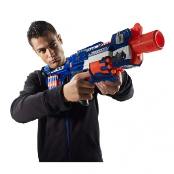 NERF N-Strike Elite Stockade reviews