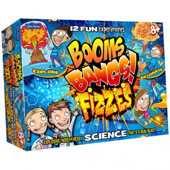 Booms Bangs Fizzes reviews