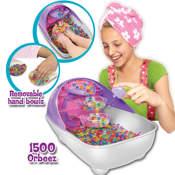 Toys For Feet : Orbeez soothing spa reviews toylike