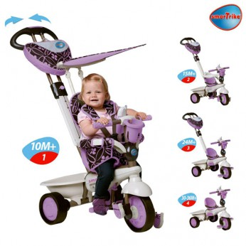 Smart Trike Dream Purple reviews