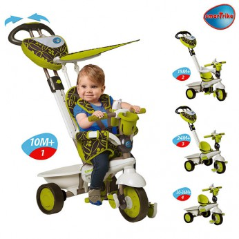 Smart Trike Dream Green reviews