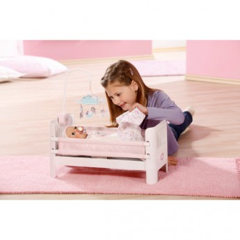 Baby Annabell Bed with Lullaby reviews