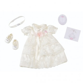 Baby Annabell Deluxe Christening Set reviews