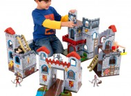 Kidkraft Wooden Fun Explorer's Castle