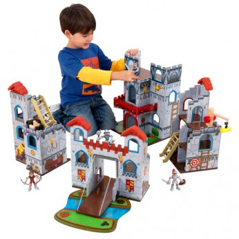 Kidkraft Wooden Fun Explorer's Castle reviews