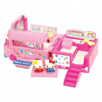 Hello Kitty Driving Ice Cream Shop reviews