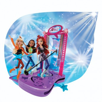 Winx Club Concert Stage Playset with Doll reviews