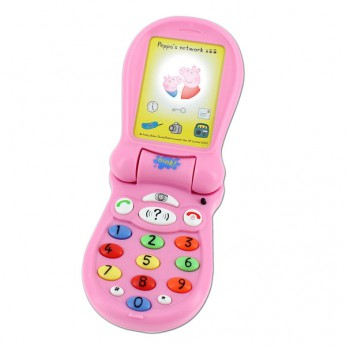 Peppa Pig Flip-up Phone reviews