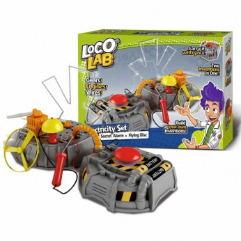 Loco Kit Secret Alarm reviews