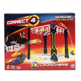 CONNECT 4 Launchers reviews