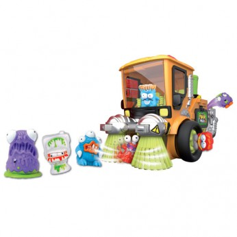 The Trash Pack Street Sweeper reviews
