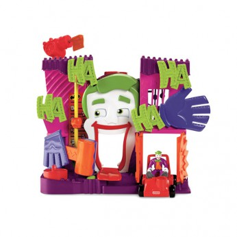 Imaginext DC Super Friends Jokers Funhouse