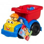 Mega Bloks First Builders Dylan Dump Truck