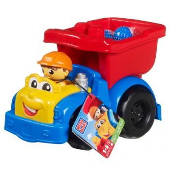 Mega Bloks First Builders Dylan Dump Truck reviews