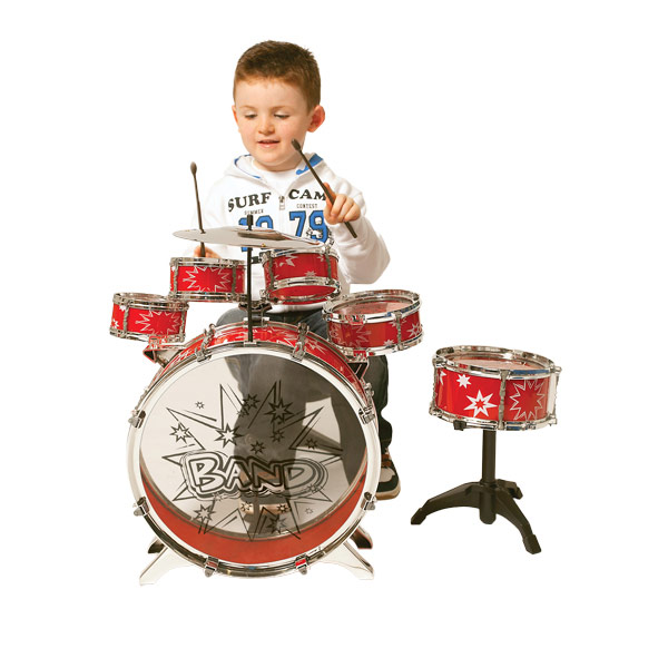 Drums At Toys R Us : Big band drum kit reviews toylike