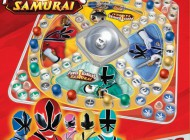 Power Rangers Samurai Pop N Race Game