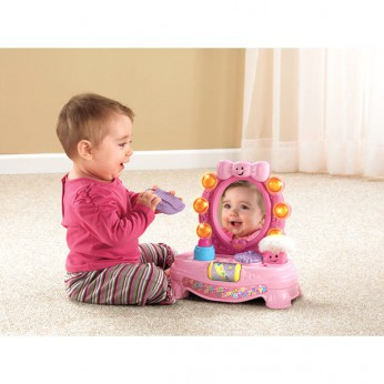 Fisher Price Laugh and Learn Magical Musical Mirror reviews